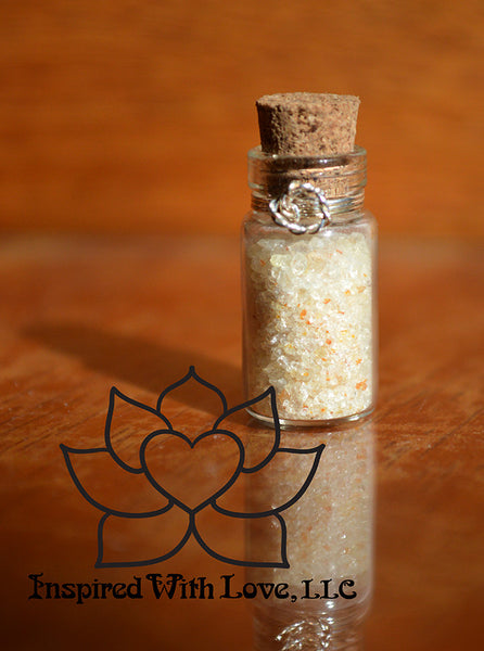 Amber Faery Dust - Inspired With Love - 2