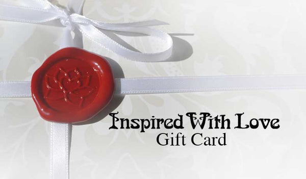 Inspired With Love Gift Card