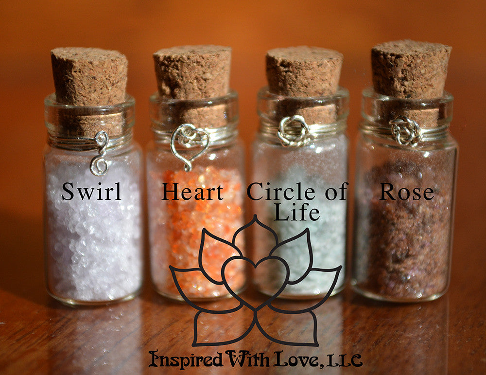 Amber Faery Dust - Inspired With Love - 3