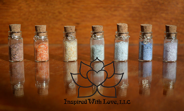 Rainbow Faery Dust (Set of 7) - Inspired With Love - 2