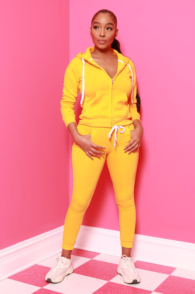 Like That Jogger Set - Honey - Swank A Posh