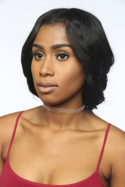 Valley Girl Clear Choker