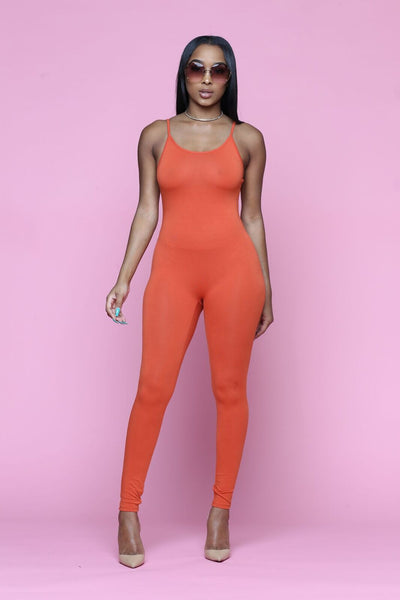 Tonight Full Cami Jumpsuit - Mango