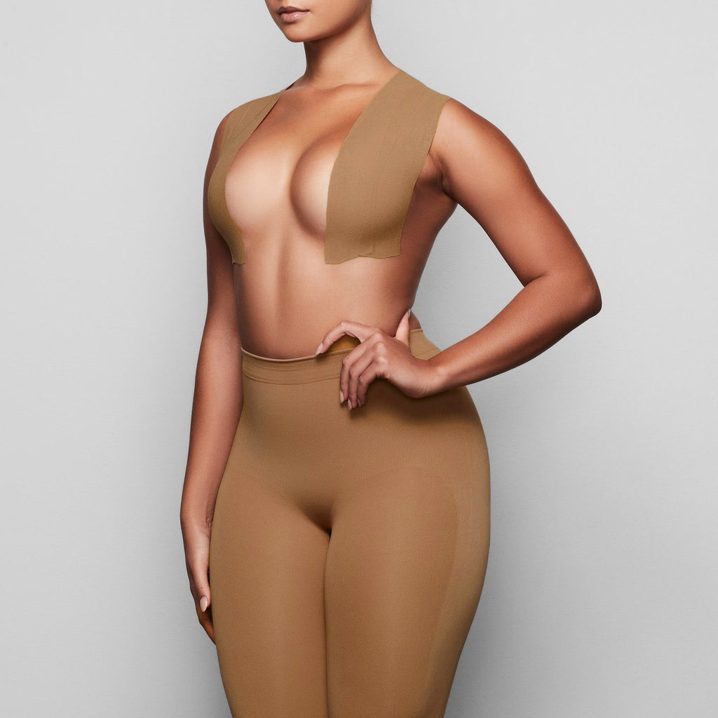 Area Boob Tape and Nipple Cover Pack - Mocha - Swank A Posh