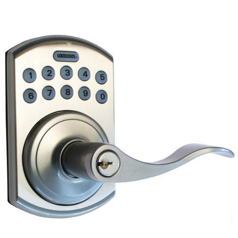 RemoteLock 5i-b WiFi Lever Door Lock for Airbnb