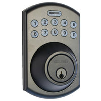 RemoteLock 5i-b WiFi Keyless Deadbolt Lock for VRBO HomeAway