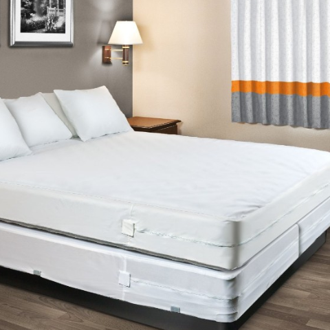Allergy Free Mattress And Box Spring Encasement Covers