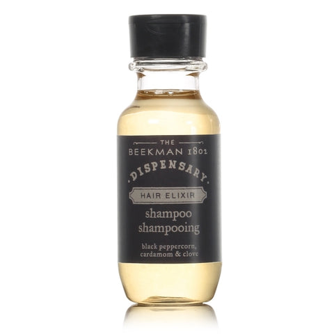 Beekman 1802 Dispensary Shampoo, 1oz. | VRBO Bath Toiletry