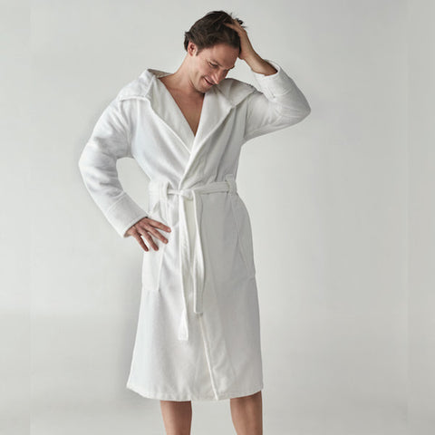 """Bailey"" A Luxurious Designer Bathrobe"