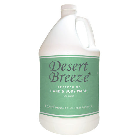 Desert Breeze Hand Amp Body Wash Gallons For Airbnb Vrbo B