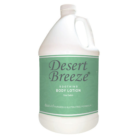 Desert Breeze Body Lotion, Gallons | Airbnb VRBO B&B Soap Dispenser Refills | GuestOutfitters.com