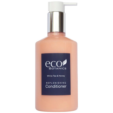Eco Botanics White Tea and Honey Conditioner, 10.14oz Retail Size Pump Bottle | GuestOutfitters.com