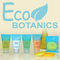 Eco Botanics Hotel Sized Shampoo for Vacation Rentals | GuestOutfitters.com