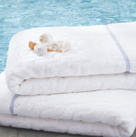 Luxurious EuroSpa® Pool Towels | GuestOutfitters.com