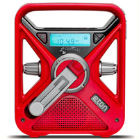 Airbnb Vacation Rental Guests All Purpose Weather Alert Radio, Flashlight and Phone Charger
