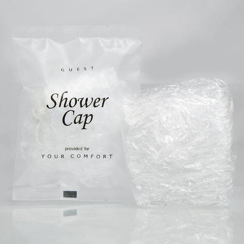 Shower Caps, Individually Wrapped