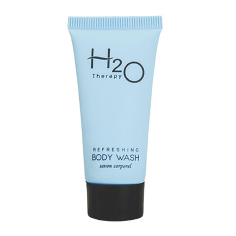 H2O Therapy Body Wash & Shower Gel, .85oz. | Hotel Size Bath Amenities | GuestOutfitters.com