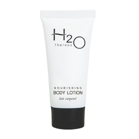 H2O Therapy Body Lotion, .85oz. | Hotel Size Bath Supplies | GuestOutfitters.com