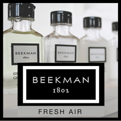 Guest Outfitters Beekman 1802 Fresh Air Bath Toiletries for Vacation Rentals
