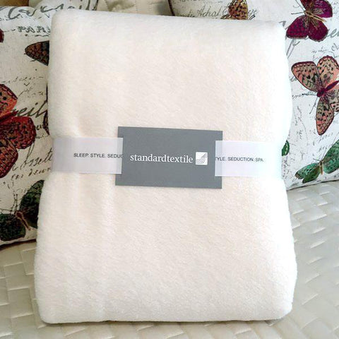 Ivory SnowStorm® Blankets at GuestOutfitters.com