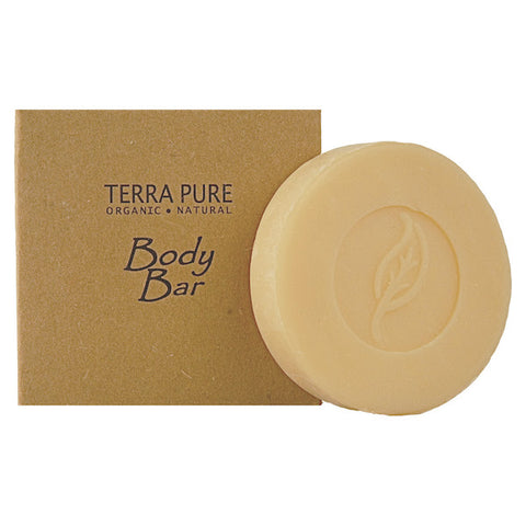 Terra Pure Green Tea Body Bar, 1.5oz. | Hotel Size Soap at GuestOutfitters.com