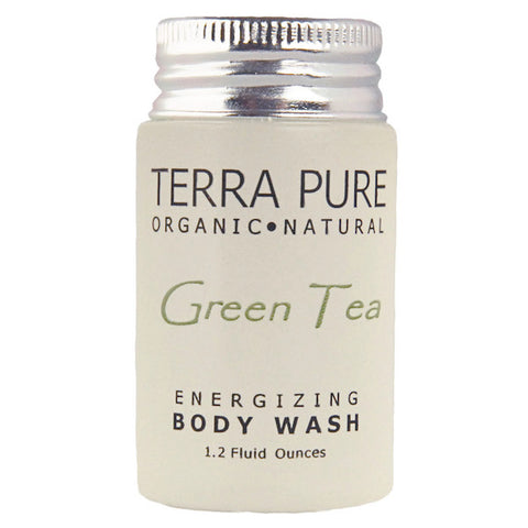 Terra Pure Green Tea Energizing Body Wash | GuestOutfitters.com