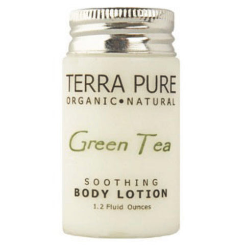 Terra Pure Green Tea Soothing Body Lotion | GuestOutfitters.com