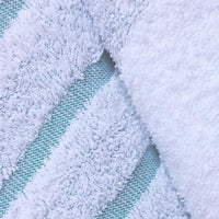 Seaside Stripe Pool & Spa Towels | GuestOutfitters.com