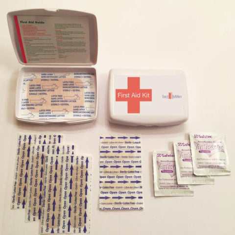 First Aid Kit, Compact Travel Size