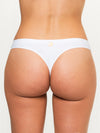 Untamed Underwear- White