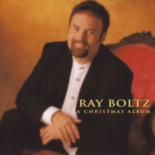 """A Christmas Album"" by Ray Boltz-MP3 Digital Download"