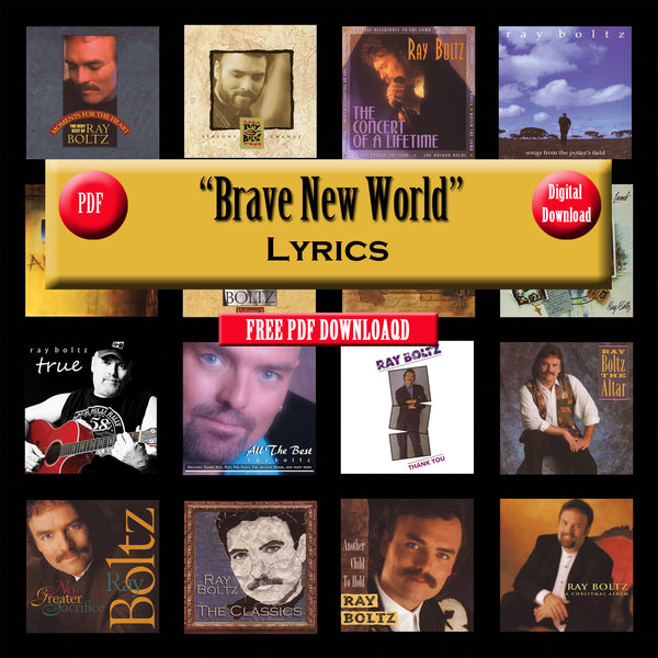 """Brave New World"" The Lyrics"