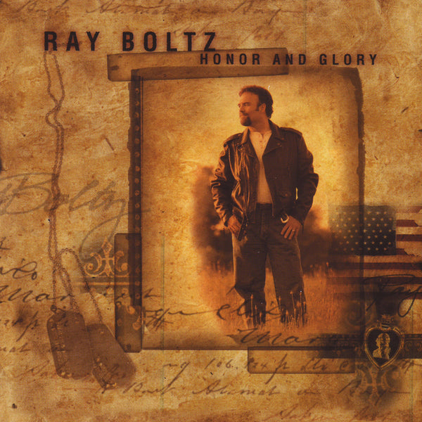 """Honor And Glory"" By Ray Boltz-MP3 Digital Download"