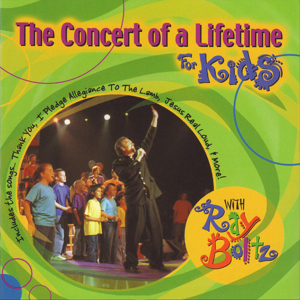 """The Concert Of A Lifetime For Kids"" by Ray Boltz-MP3-Digital Download"