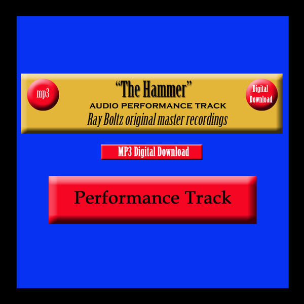 """The Hammer"" Original Ray Boltz Performance Track"