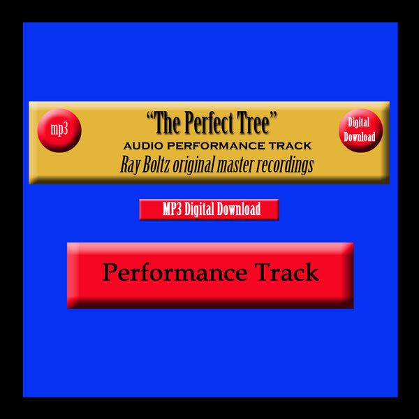 """The Perfect Tree"" Original Ray Boltz Performance Track"