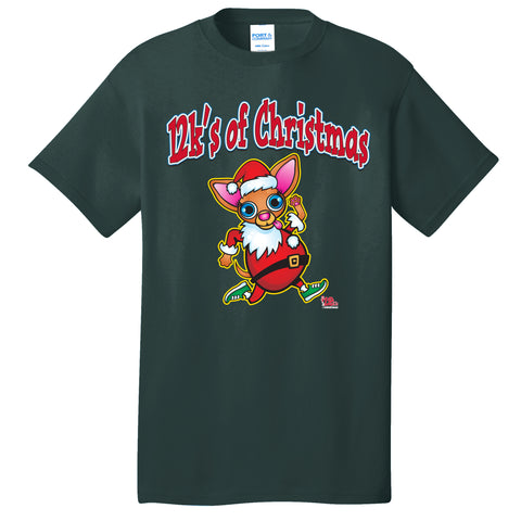 12K's of Christmas Angel T-Shirt