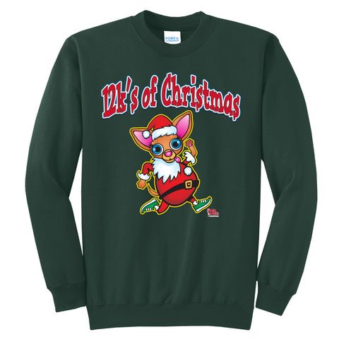 12K's of Christmas Angel Long Sleeve