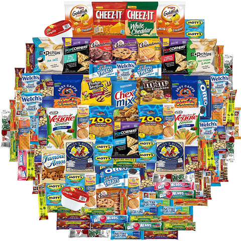 NRPA Snack Care Package - 12 Assorted Snacks