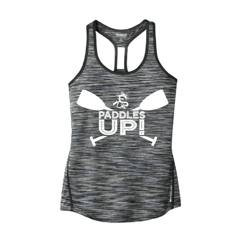 Rose Regatta Dragonteez - Paddles Up Tank Top