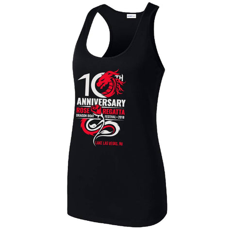 Rose Regatta Team Ladies Tank Tops