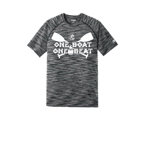 Rose Regatta Dragonteez - One Boat, One Beat Mens Tee
