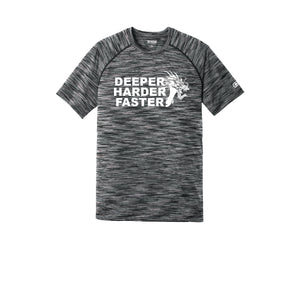 Rose Regatta Dragonteez - Deeper Harder Faster Mens Tees