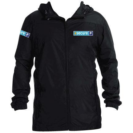 Secure Parking - Shell Jacket (M765)
