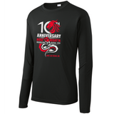 Rose Regatta Mens Long Sleeve Team Tee