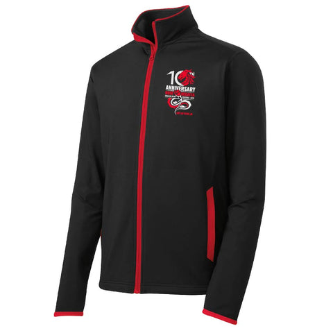 Rose Regatta Sport-Wick Full Zip Jacket
