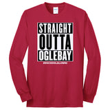 NRPA Straight Outta Oglebay - Long Sleeve Core Blend Tee (PC55LS)