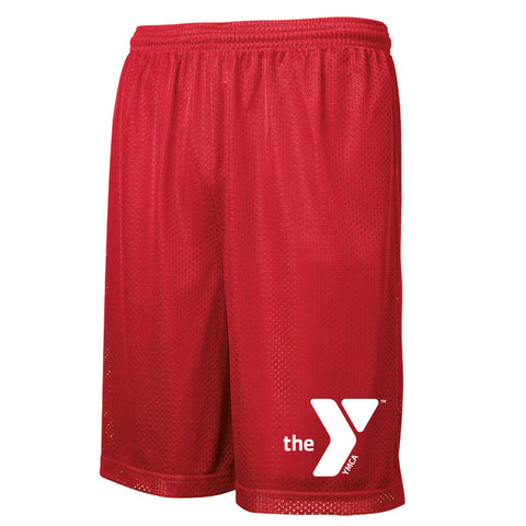 YMCA Mesh Shorts (TEST)
