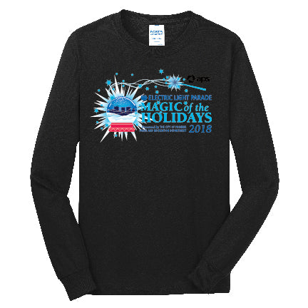 Electric Light Parade Long Sleeve Tee