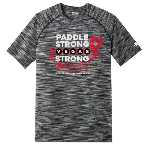 Rose Regatta Paddle Strong Mens Shirts